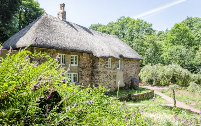 Cockington cottage
