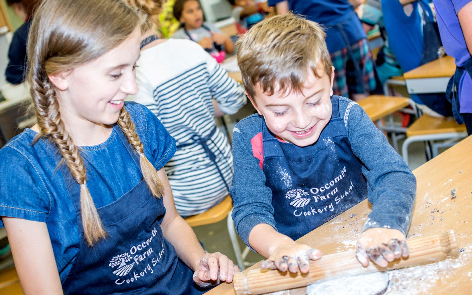 Occombe Cookery School